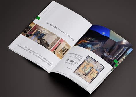 real estate layout brochure design real estate brochure design visual identity