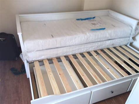 hemnes divano letto divano letto hemnes due materassi a cassia olgiata