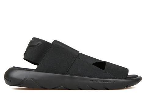 y 3 sandals adidas y 3 qasa sandal black bodega