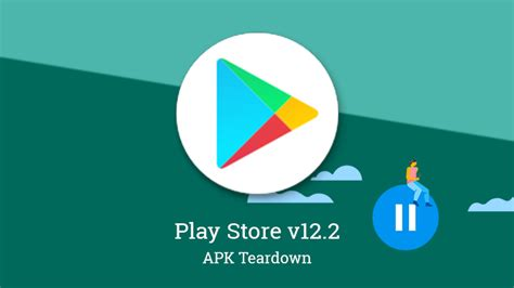 playstore console play store v12 2 may add an option to pause