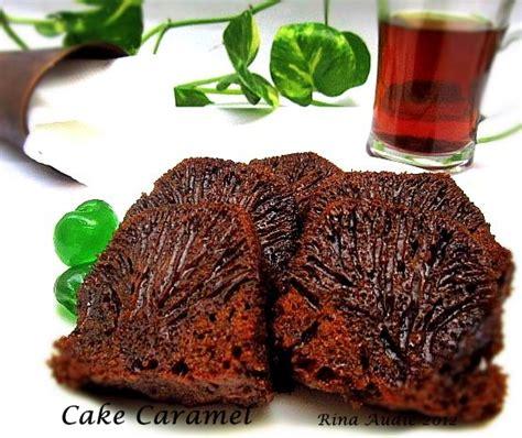 membuat kue bolu sarang semut cake caramel bolu sarang semut d a p u r m a n i s