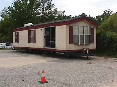 mobile homes government auctions