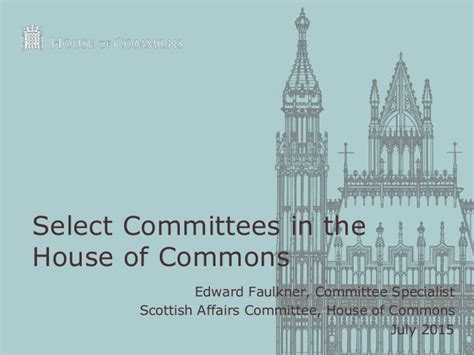 House Select Committee by Select Committee In Congress Images