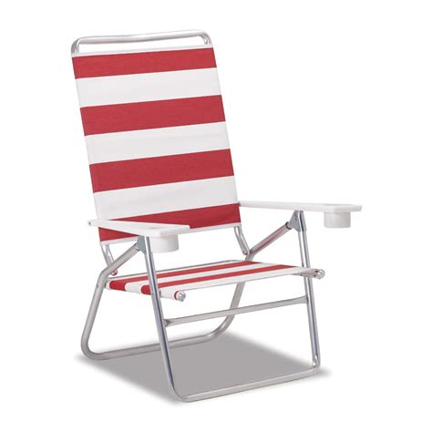 Telescope Casual Light 'n Easy High Boy Beach Chair with