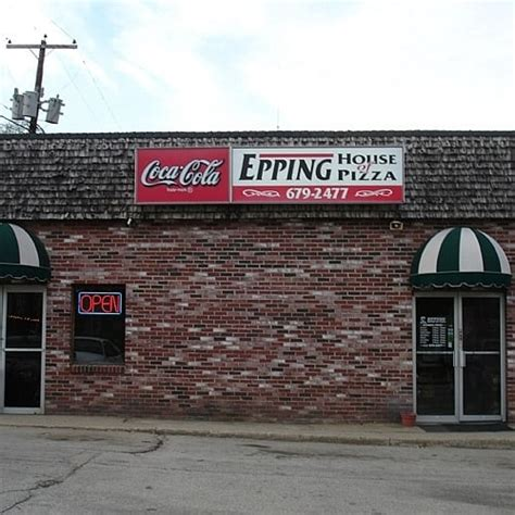 Epping House Of Pizza Pizza Epping Nh