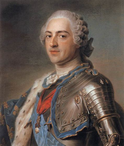 Louis Xv reinette louis xv king of