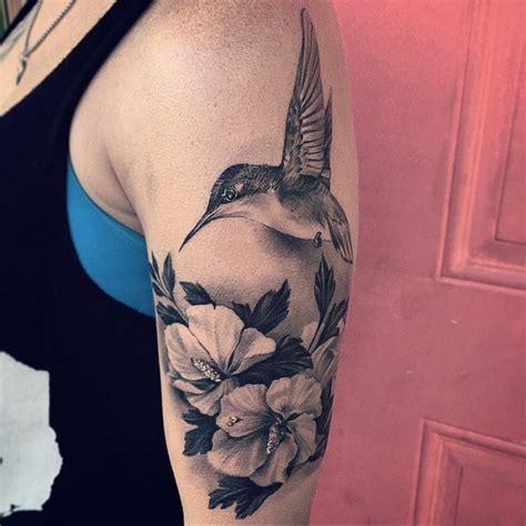 25 stunning hummingbird tattoos