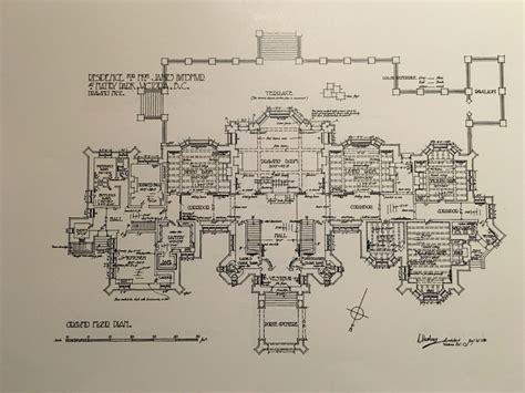 craigdarroch castle floor plan kensington palace gardens palace garden and palaces on