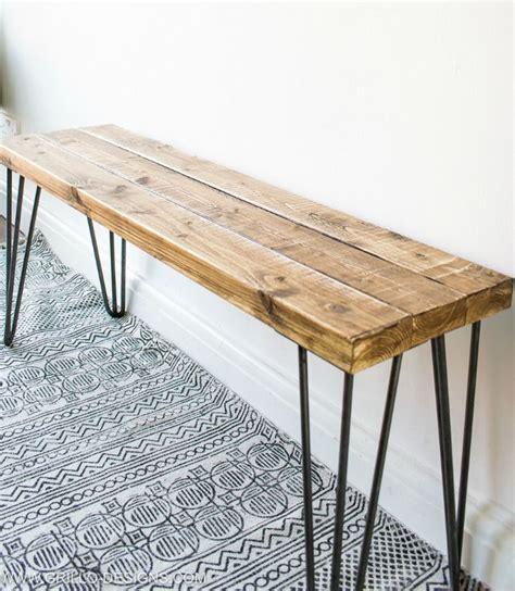 bench leg 25 best ideas about bench legs on pinterest diy metal