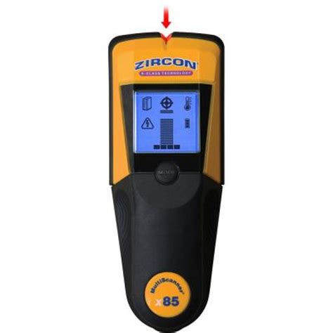 zircon corporation multiscanner x85 onestep stud finder