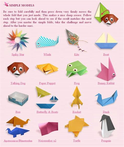 Origami Activities - 64 best images about miscellaneous origami and stuff on