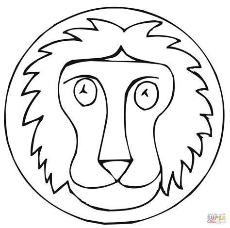 little lion coloring pages a lion with little lions coloring pages coloring home