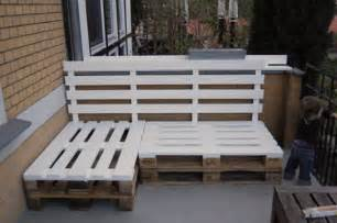 Wood Pallet Patio Furniture Wooden Pallet Outdoor Furniture Plans Woodideas