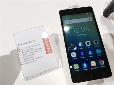 Lcd Lenovo A6000 A6010 By Oneparts lenovo a6010 on review features price and