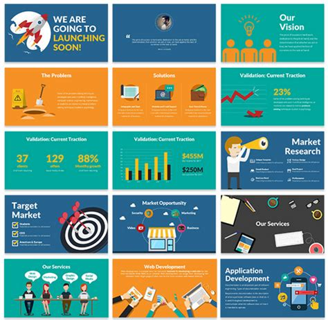 attractive powerpoint presentation templates 20 attractive professional powerpoint templates ginva