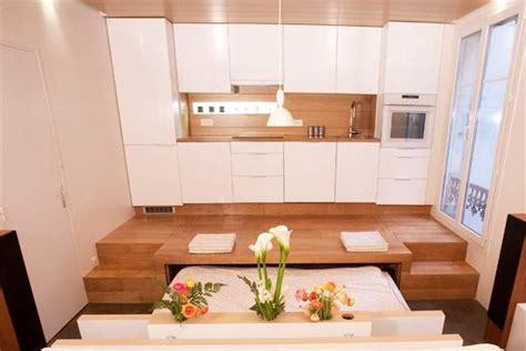 cuisine encastr馥 lit encastr 233 dans le sol de la cuisine house design