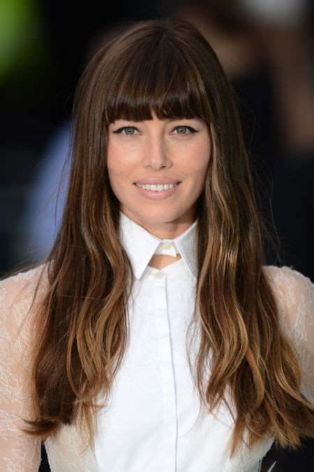 hair styles with slanted fringes 20 refreshing fringe hairstyles