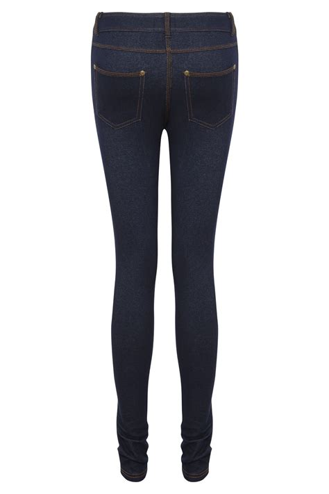 Leging Strecht womens skin fit stretch tight jeggings