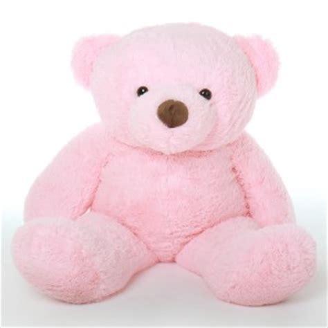 LIFE SIZE TEDDY BEAR PINK Teddy Bear Big Teddy Bears 46 Giant Pink Teddy Bear