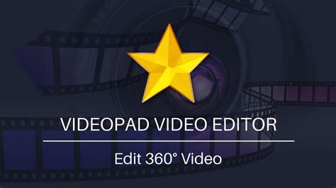 tutorial de videopad pdf edit 360 video with videopad video editor tutorial youtube