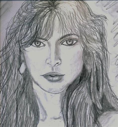 imagenes para dibujar a lapiz rostros dibujos rostros de mujer a lapiz imagui