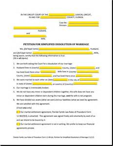 florida uncontested divorce uncontested divorce forms