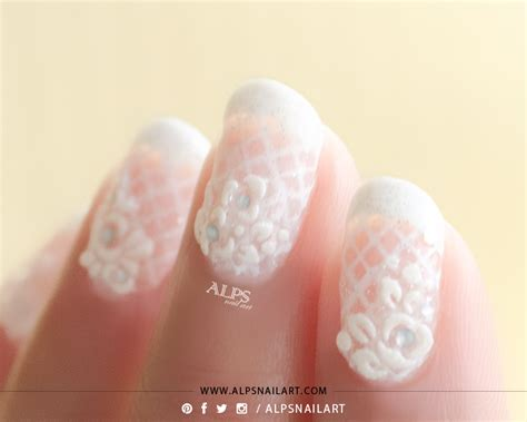 Create 3d Home Design Online Free french tip lace nails bridal nails using jelly sandwich