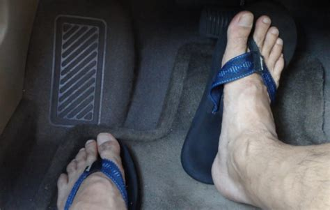 wearing slippers while driving can malaysian quot saman quot you for wearing slippers when