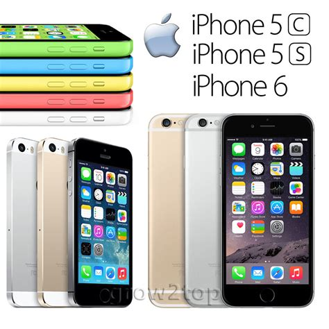 apple iphone 6 5s 5c 16gb 32gb 64gb smartphone unlocked grade a ebay