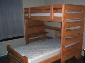 l shaped bunk beds for 25 diy bunk beds with plans guide patterns