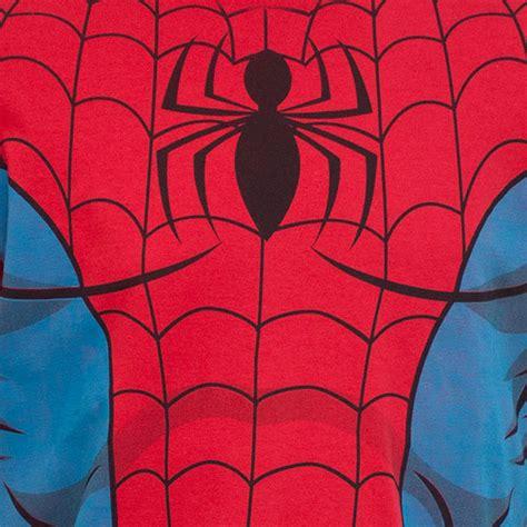 spiderman comic book costume tee