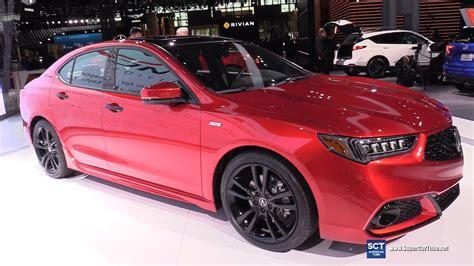 2020 acura tlx pmc edition specs 2020 acura tlx pmc edition exterior interior walkaround