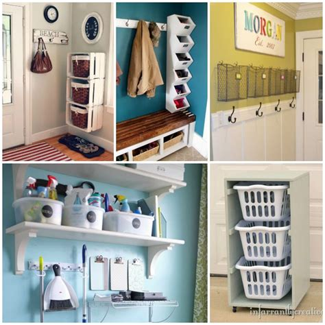 organize a small house mudroom organization ideas that will keep the rest of your