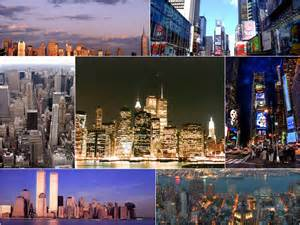 new york new york city collage great cities