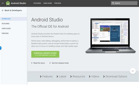 android tutorial android studio android studio tutorial for beginners android authority
