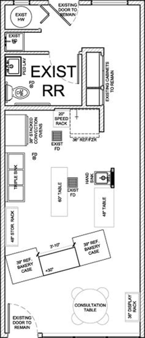 cake shop floor plan bakery layouts and designs bakery floor plans 171 home