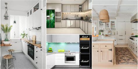 decorar cocina estrecha cocina larga y estrecha abierta facilisimo