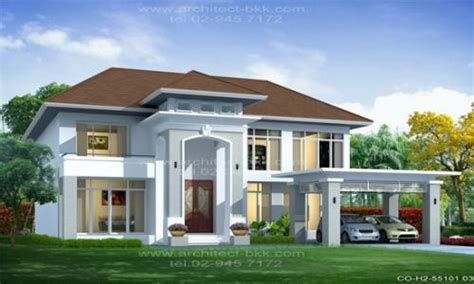 Home Design Story Codes by Two Story Home 5 Bedroom 6 Bathroom Contemporary Home
