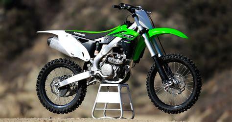 motocross bikes 2015 2015 kawasaki kx250f dirt bike test