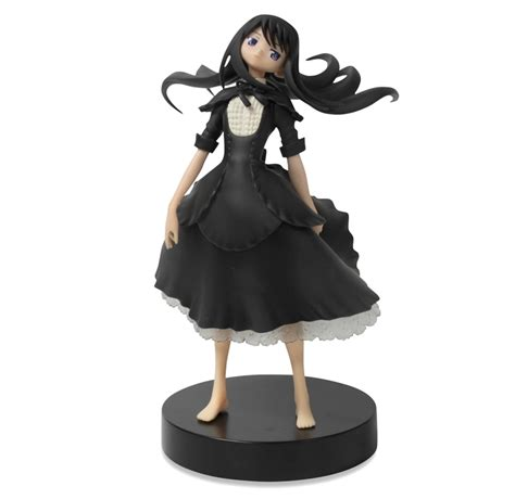 Homura Akemi Hitagi Version puella magi madoka magica 7 quot homura akemi black dress