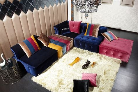 Colorful Sectional Sofa Colorful Sectional Sofa The Fully Customizable Arianne Sectional Sofa Adorable Home Thesofa