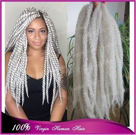marley braid silver grey gray grey ombre marley hair find your perfect hair style
