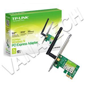 scheda di rete wifi interna scheda rete interna wireless tp link pci e 150 mbps tl