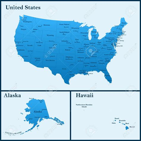 us map of states with alaska map of northwest us and alaska cdoovision