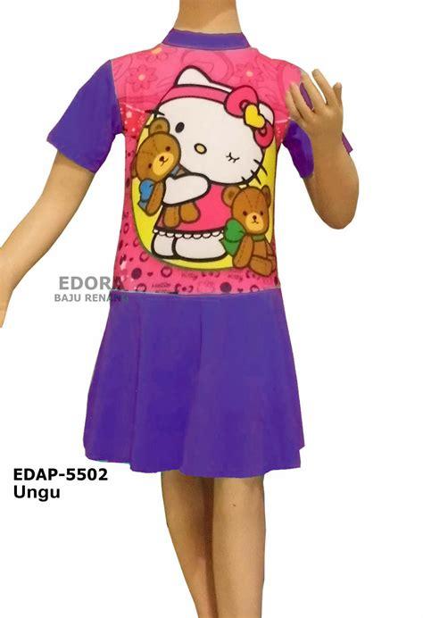 Celemek Anak Rok baju renang anak karakter edap 79 bed mattress sale