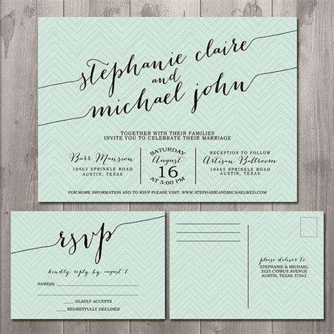 invitations wedding response card wording wedding invitation