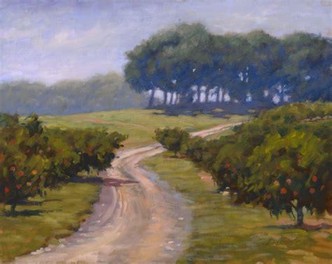 Landscape Paintings Realism Damon Contemporary Realism Portraits