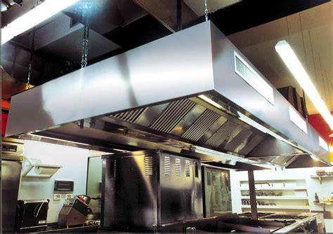 cappa cucina industriale come scegliere l impianto di aspirazione migliore per le