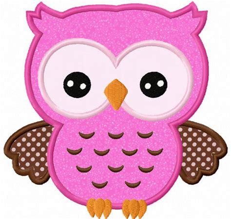 owl embroidery design applique owl applique machine embroidery design no 0015