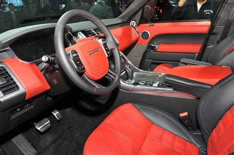 land rover autobiography red interior 2014 range rover sport autobiography interior html autos